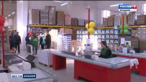 Во Владикавказе открылся еще один магазин сети «Светофор»