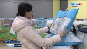 Во Владикавказе работает выставка-ярмарка ивановского текстиля
