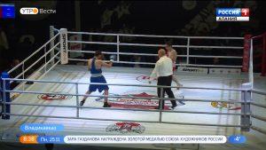 Во Дворце спорта «Манеж» завершился турнир по боксу памяти Иссы Плиева