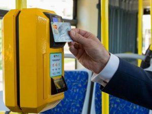 В Северной Осетии начали внедрение системы безналичных расчетов в общественном транспорте