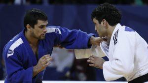 Дзюдоист Алан Хубецов стал бронзовым призером престижного турнира в Китае