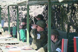 Тактические группы ЮВО в Южной Осетии приступили к занятиям по новой системе обучения
