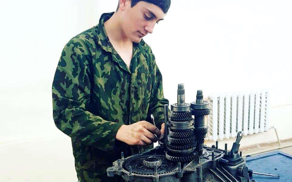 Студенты Эльхотовского колледжа готовятся к сдаче демоэкзаменов
