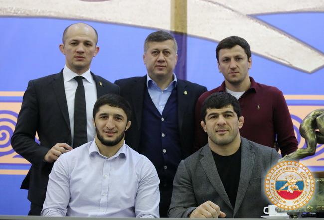 Алан Хугаев: сделан шаг вперед, но через год будет еще лучше
