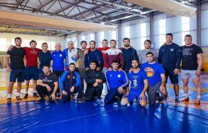 Сослан Рамонов возглавит сборную республики на Международном турнире по вольной борьбе «Аланы»
