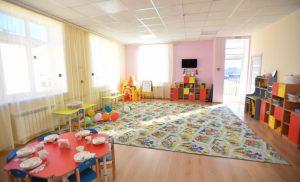 В с.Мичурино открылся детский сад на 120 мест