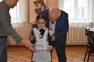 Во Владикавказе наградили победителей детского литературного конкурса