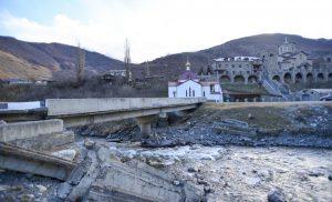 В Северной Осетии проведут реконструкцию моста около Аланского Успенского монастыря