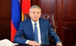 Вячеслав Битаров поздравил жителей республики с Днем Конституции РФ