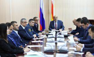 Подготовку объектов электроэнергетики к осенне-зимнему периоду обсудили во Владикавказе