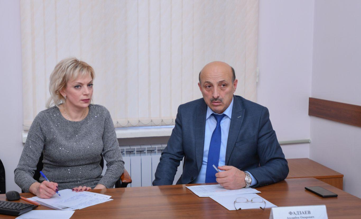 В Северной Осетии прошел Общероссийский день приема граждан