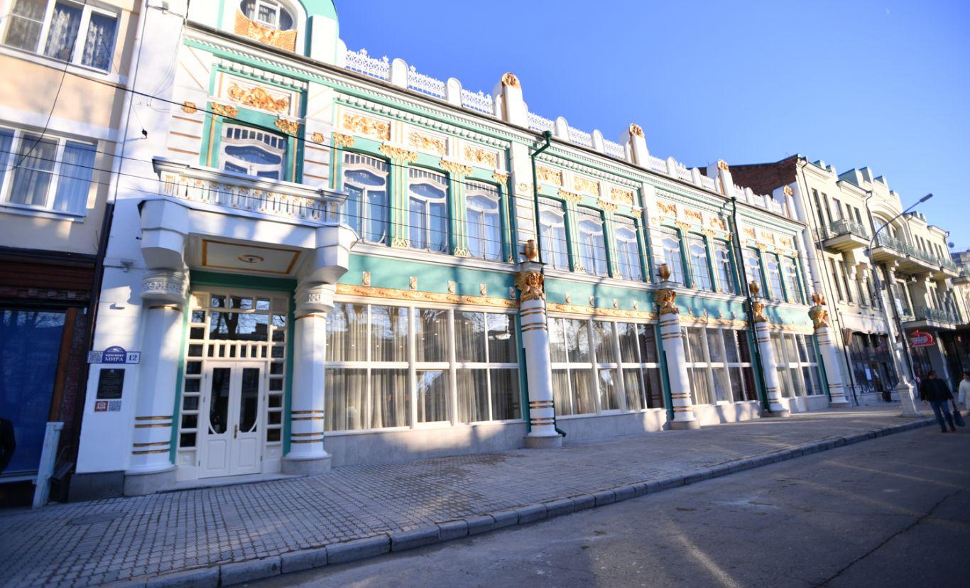 После капитального ремонта открылся музей имени Махарбека Туганова