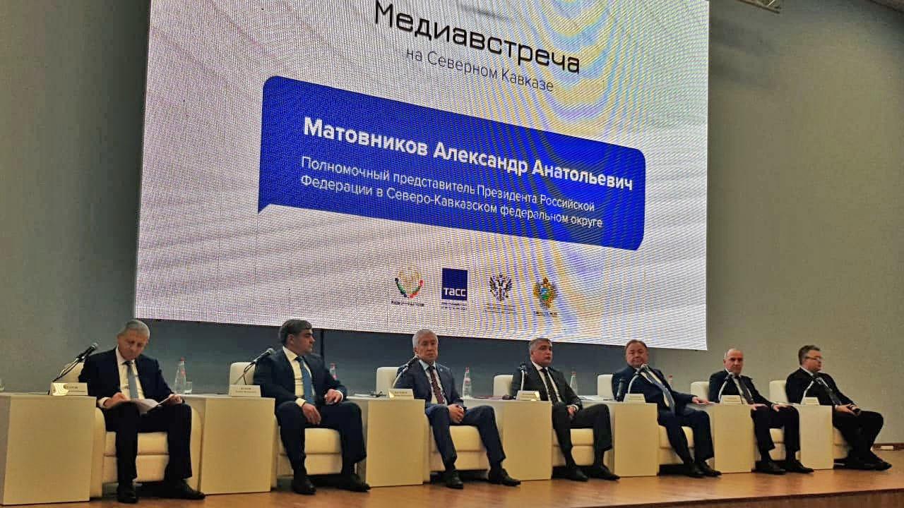 Александр Матовников: Северный Кавказ — самый безопасный регион