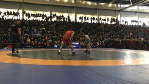 Во Владикавказе проходит первый день международного турнира по вольной борьбе «Аланы»
