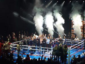 Федор Чудинов – чемпион мира по боксу по версии WBA