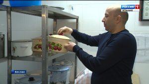 Комиссия проверила качество питания в отдельных детсадах Правобережного района