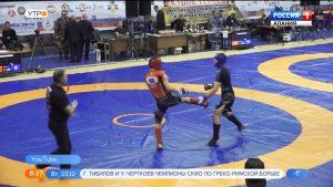 Североосетинские спортсмены привезли 12 медалей со Всероссийского турнира по панкратиону