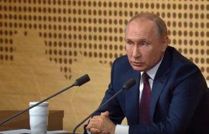 Владимир Путин вновь назвал теракт в Беслане своей болью