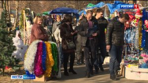 Во Владикавказе прошли рейды по точкам продаж новогодней продукции