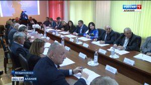 Во Владикавказе прошло первое заседание Общественной палаты республики в обновленном составе