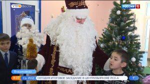 Активисты ОНФ совместно с Объединением многодетных семей провели благотворительную акцию «Новогоднее чудо»