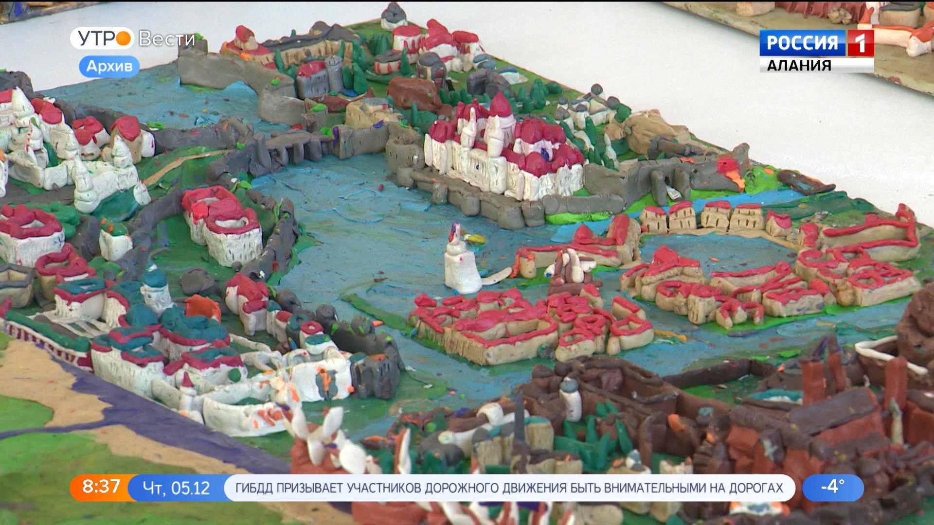 В Национальном музее откроется пластилиновый «Мир фантазий» Азнавура Мкртчана