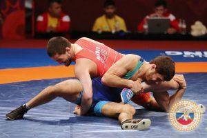 За «золото» международного турнира «Аланы» поборются семеро осетинских вольников