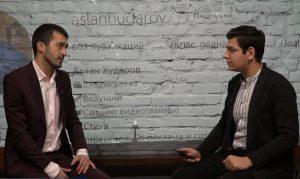 #AlaniaLab. Аслан Хударов