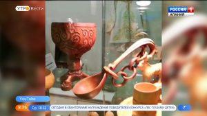 Осетинские ремесленники заняли второе место на выставке-ярмарке «Ладья. Зимняя сказка-2019»