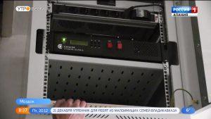 В Моздокском районе устанавливают оборудование системы комплексного оповещения населения