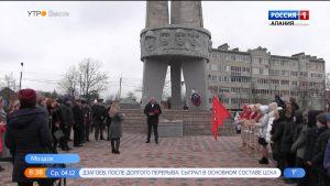 В Моздокском районе отметили День Неизвестного солдата