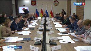 Вопросы противодействия коррупции обсудили на заседании профильной комиссии во Владикавказе