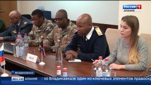 Военные полицейские из нескольких стран обсуждают во Владикавказе вопросы взаимодействия с российскими коллегами