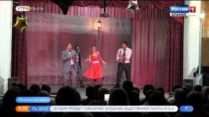 Русский театр привез в станицу Павлодольскую два спектакля