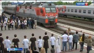 Ветераны ВОВ могут ездить в поездах по России бесплатно