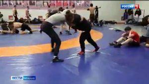 Юный вольник Рада Дзоблаева мечтает попасть в сборную страны