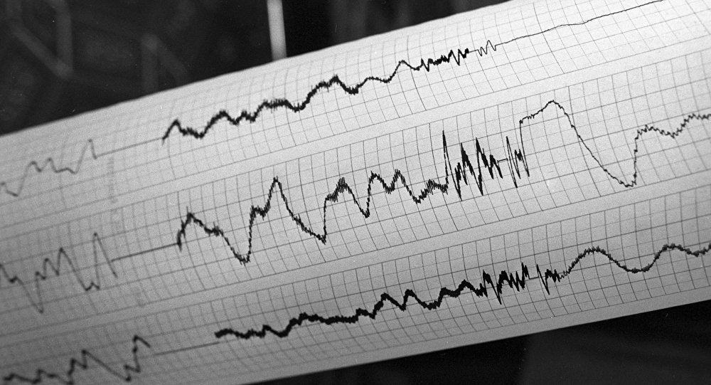 Землетрясение магнитудой 4 произошло в Северной Осетии