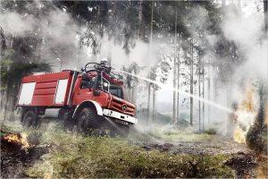 В Северной Осетии по нацпроекту закупят спецтхенику для тушения природных пожаров