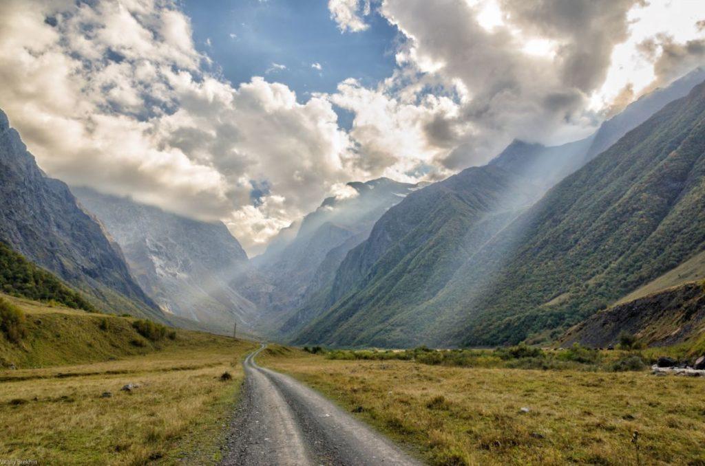 Через Северную Осетию пройдет автомаршрут «Легенды Эльбруса»