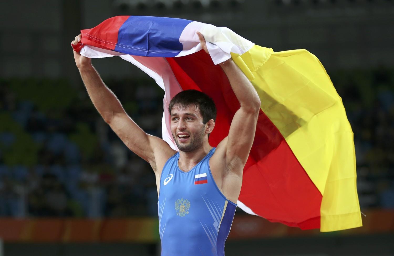 Сослан Рамонов – серебряный призер гран-при «Иван Ярыгин»