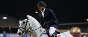 Владимир Туганов стал призером международного турнира по конкуру