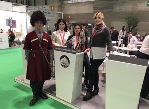 Северную Осетию представили на туристической выставке в Испании