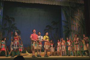 СОГАТ представил премьеру спектакля «Осетины»