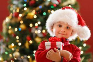 Фонд «Быть добру» провел ежегодную акцию «Рождественский подарок ребенку»
