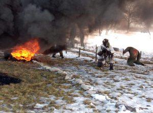 Военнослужащие ЮВО преодолели психологическую полосу в Северной Осетии