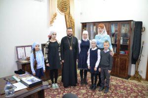 Дети из Осетии отправятся на Патриаршую рождественскую елку
