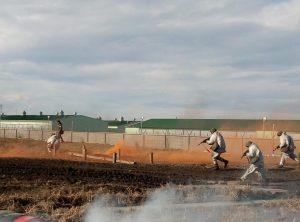 Мотострелки ЮВО преодолели психологическую полосу препятствий в Северной Осетии