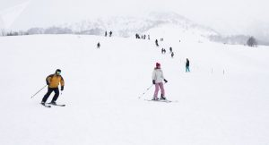 В Южной Осетии открыли горнолыжную трассу