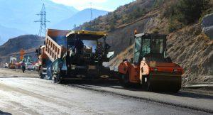 В Северной Осетии продолжается капитальный ремонт Транскама