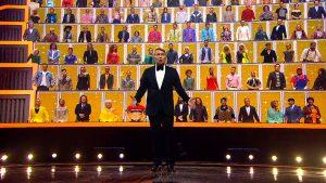 На телеканале «Россия 1» состоялась презентация нового сезона шоу «Ну-ка, все вместе!»